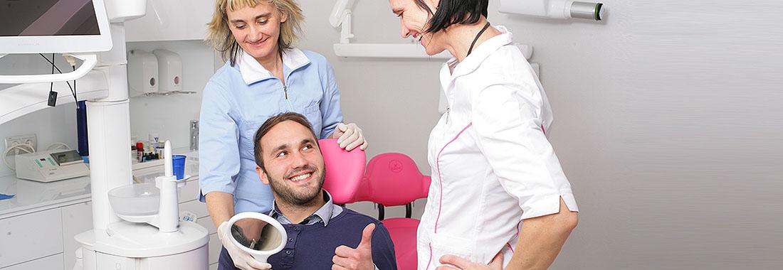 Prijeten obisk zobozdravnika