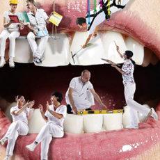 Dober zobozdravnik . . .