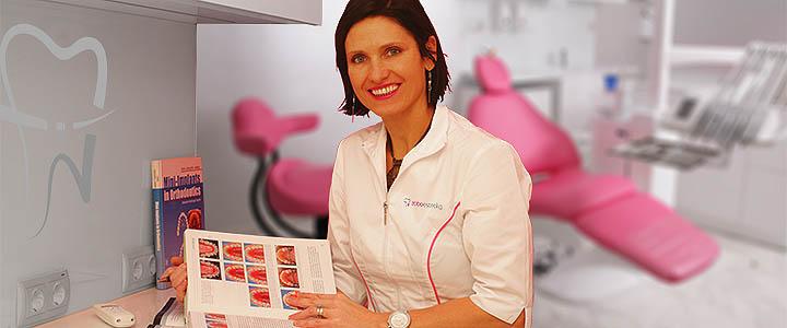 Invisalign ortodont Karmen Verhovec