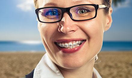 Ortodont za odrasle – klasična ortodontija