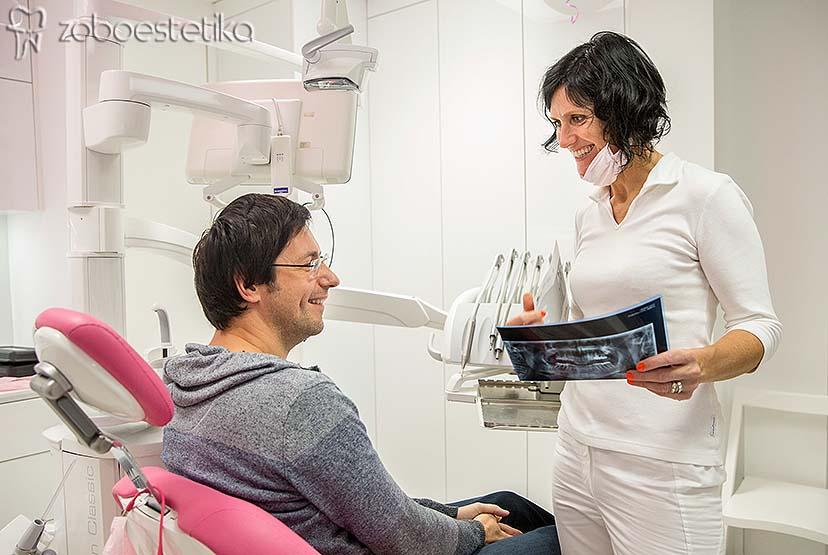 Dober ortodont za odrasle in Invisalign