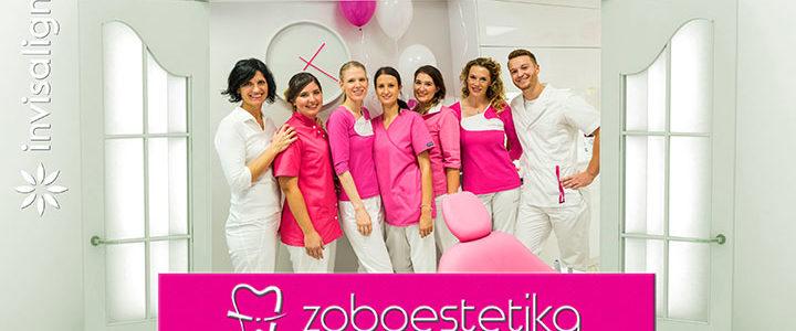 8. junija 2019 – v ZoboEstetiko po brezplačne zobozdravstvene storitve ali nevidni zobni aparat Invisalign