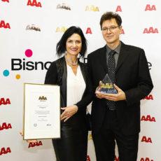 ZoboEstetika s certifikatom zlata bonitetna odličnost med najboljša podjetja v Sloveniji